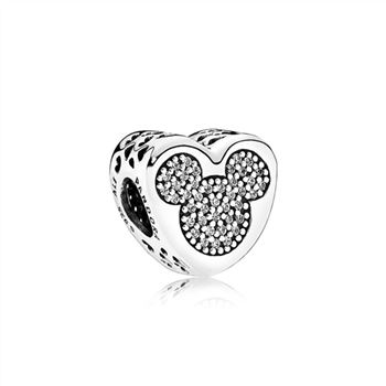 Pandora Disney, Mickey & Minnie True Love 792050CZ