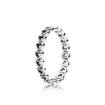 Pandora Linked Love Ring 190980