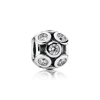 Pandora Whimsical Lights Charm, Clear CZ 791153CZ