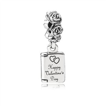 Pandora Love Note Dangle Charm 791246